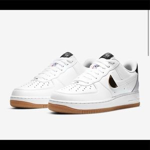 Air Force 1 Low NBA Edition EXLCUSIVE! Sz 9.5
